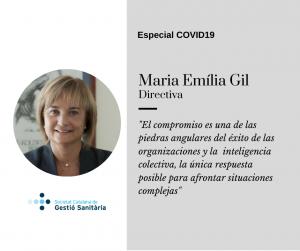 Maria Emilia Gil CAST